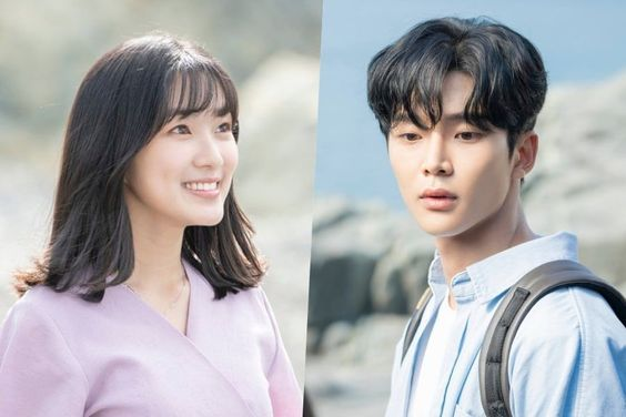 """Kim Hye Yoon And SF9's Rowoon Have A Heart-Fluttering Reunion In """"Extraordinary You"""""""