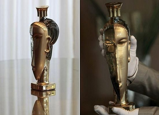 Fernando Altamirano S Most Expensive Bottle Ofwater For 60000 Food Nigeria Gold Bottles Water Bottle Most Expensive