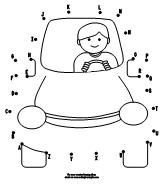 math worksheet : abc transportation dot to dot activity available at www  : Active Maths Worksheets