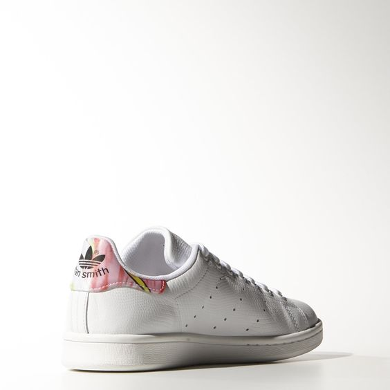 Adidas Stan Smith Damen Blumen