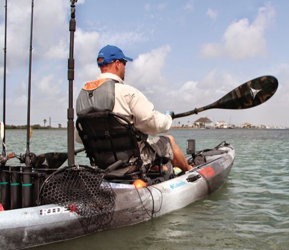 Kayak fishing crates information a well designed crate for Kayak fishing gear