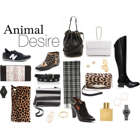 Animal Desire, up on Feathers & Frills