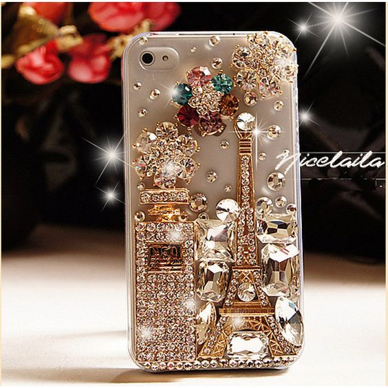 iphone 5 case, iPhone 4 case, iphone 4s case, Bling iPhone 5 case,... ($20) ❤ liked on Polyvore