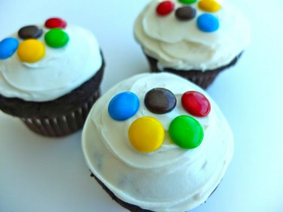 Olympics-inspired cupcakes: Two medal-worthy decorating ideas ...