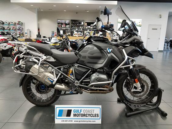 2017 Bmw R 1200 Gs Adventure Triple Black Price And Modification