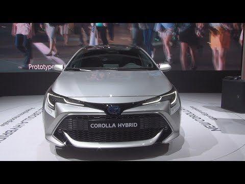 Toyota Corolla Touring Sport Hybrid 2019 Exterior And Interior Youtube Toyota Corolla Corolla Sport Toyota Corolla Sport