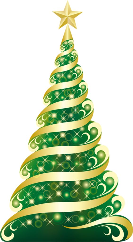 Plain animated christmas tree the - Sapin de noel lumineux design ...