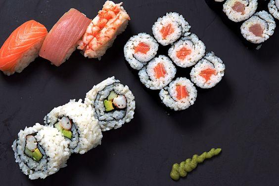 sushi afridisiaco