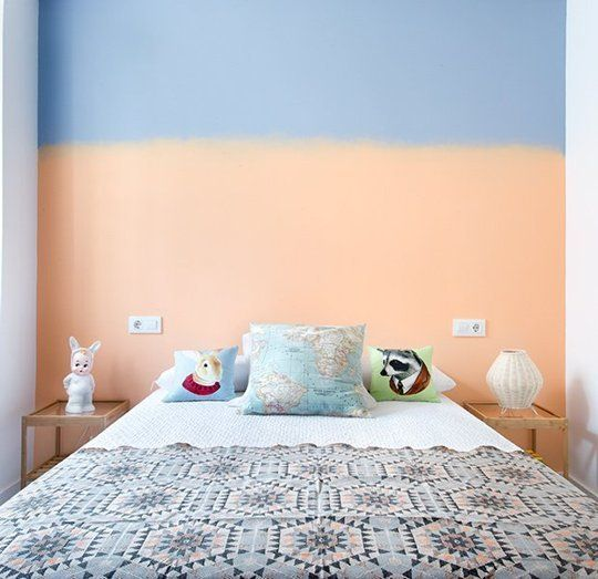 A Little Spanish Apartment Full of Quirky Color | Apartment Therapy: