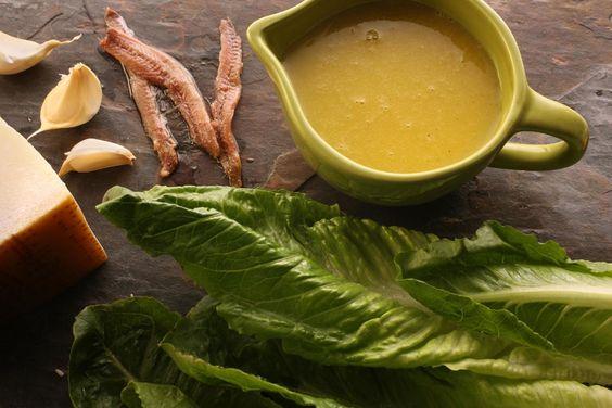 Caesar Dressing Recipe