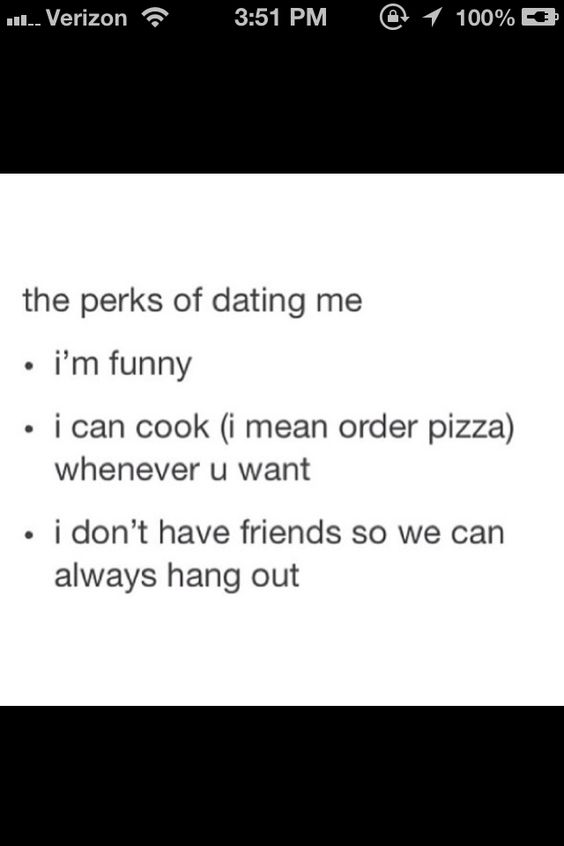 Perks of dating me quotes-in-Gritoun