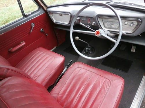 For Sale 1962 Ford Anglia 105e Deluxe Grey White 1 Owner Timewarp Ford Anglia Ford Classic Cars Classic Cars