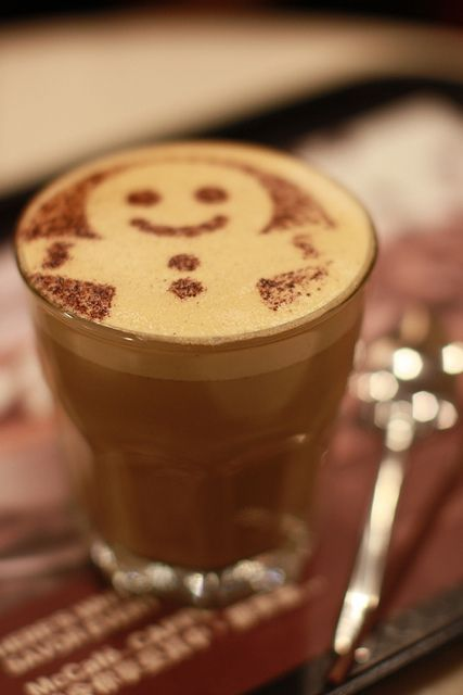 30 Incredible Pieces of Coffee Latte art