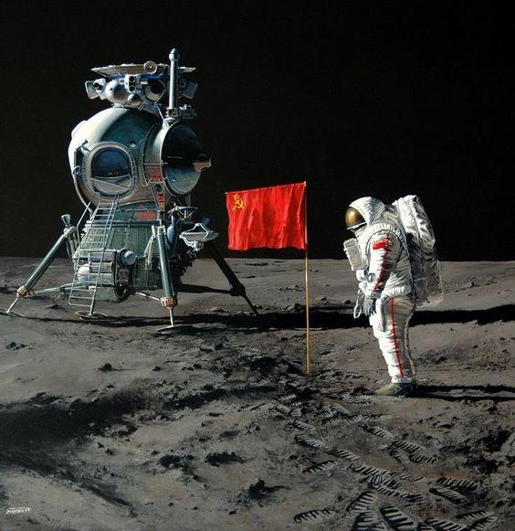 lk lunar lander - Buscar con Google
