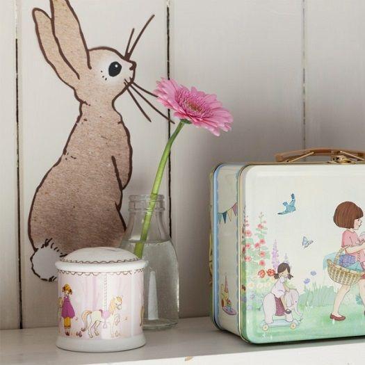 Belle & Boo. Stickers y pegatinas decorativas infantiles. Mamidecora