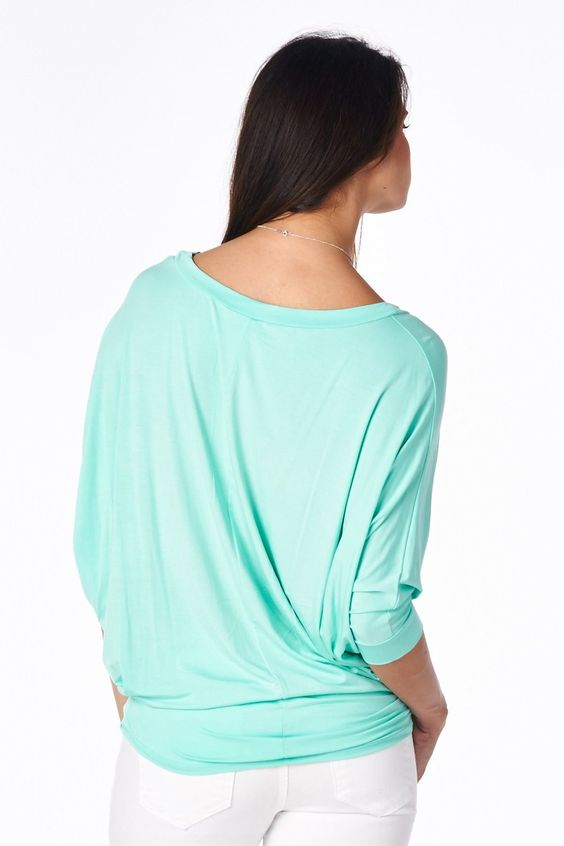 Dolman Pullover Top
