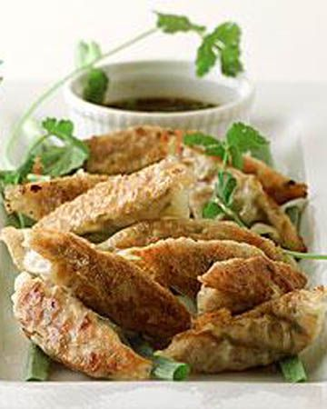 Wolfgang Puck's Potstickers Recipe