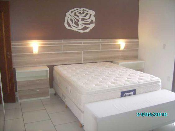 cabeceiras de cama com gavetas - Pesquisa Google