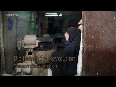 Die heimliche Revolution - Frauen in Saudi Arabien - Arte Doku HD