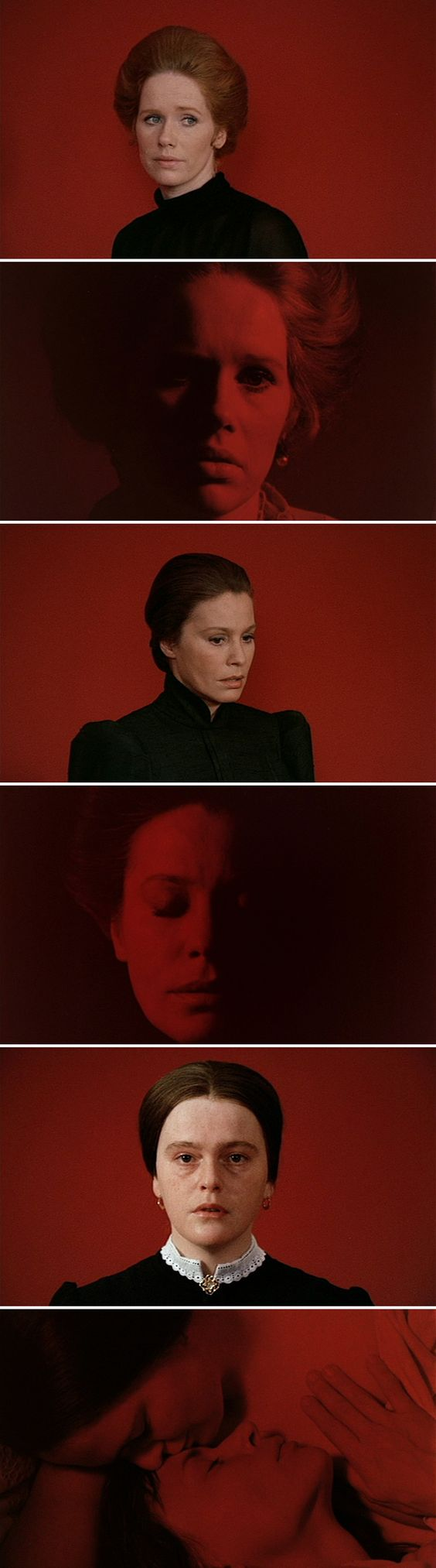 Ingmar Bergman - Cries and Whispers.