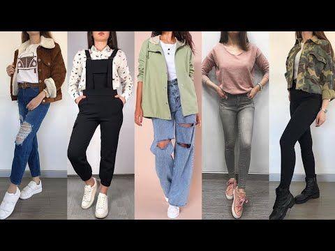 ملابس بنات خريف 2021 ملابس بنات شتاء 2021 ملابس الخريف ملابس الشتاء ملابس بنات للعيد Youtube Capri Pants Fashion Pants