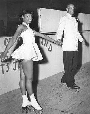 Roller rink (1950s)