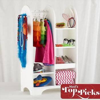 Girls Imaginary: Play Vanity Wardrobe in Holiday 2012 from The Land of Nod on shop.CatalogSpree.com, my personal digital mall.