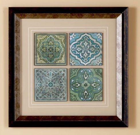 Tiles as artwork