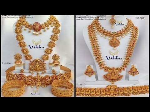 Youtube Gold Bridal Jewellery Sets Bridal Jewelry Sets Bridal Accessories Jewelry