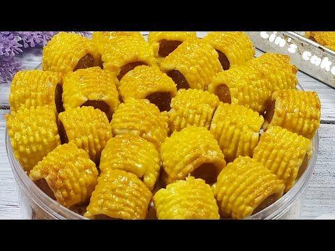 Resep Nastar Gulung Renyah Dan Garing Renyahnya Tahan Lama Resep Lain Dari Sebelumnya Youtube Cooking Food Baking