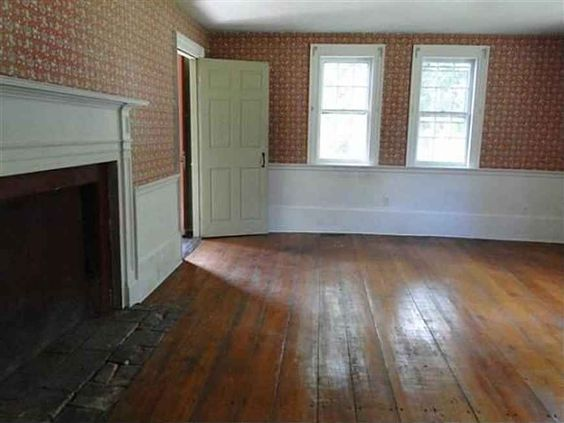 Antique Colonial situated on a pretty 1.25 acre lot bordering Jenness Brook, wonderful traditional interior features, 6 fireplaces, pine floors, gunstock corners, pumpkin pine paneling, front and back staircases, full walk-up attic, some updated systems, convenient to Route 16 for easy commuting