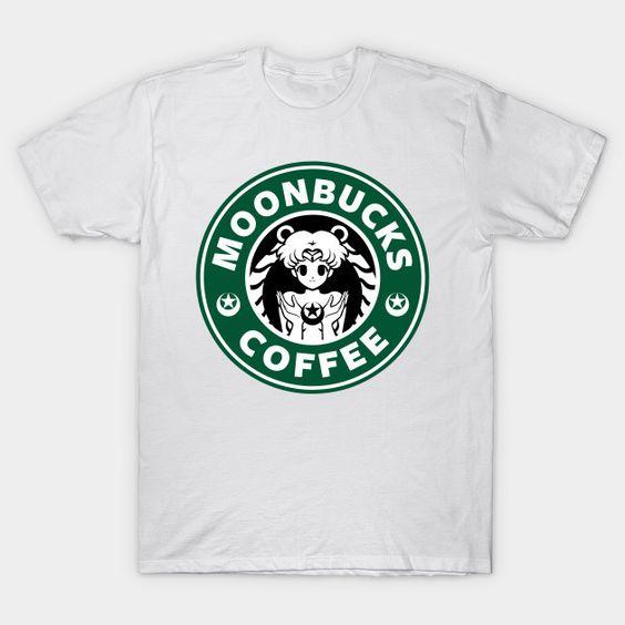 Moonbucks Coffee - Mens T-Shirt
