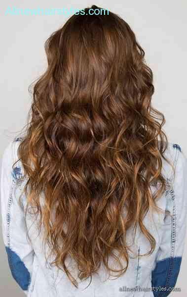 Beach Wave Perms For Long Hair Beauty Pinterest