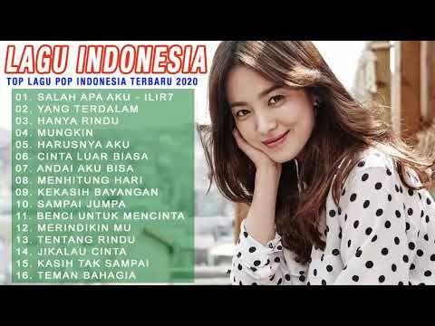 lagu pop terbaru 2020 indonesia