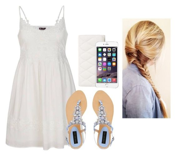 """""""Untitled #1987"""" by hannahmcpherson12 ❤ liked on Polyvore featuring Ally Fashion, Forever New and Vera Bradley"""