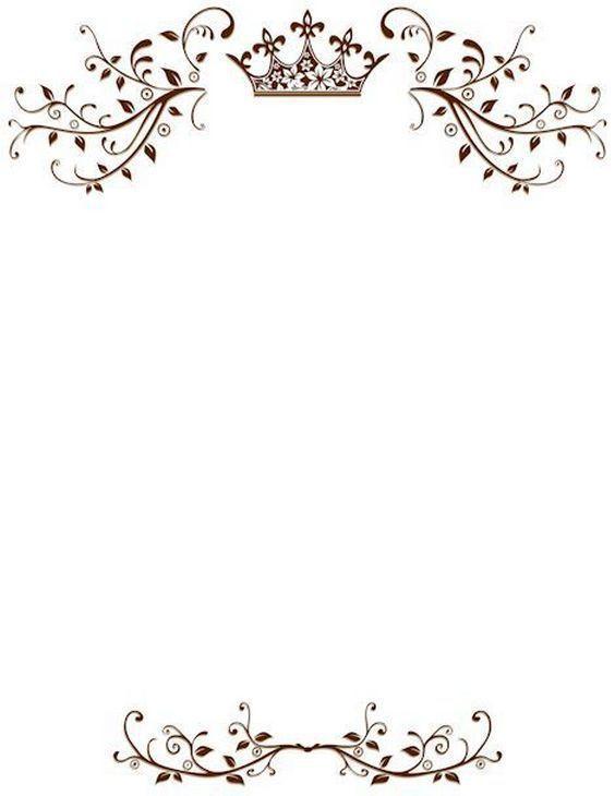 Home Designs Wedding Borders Wedding Invitations Borders Borders For Paper