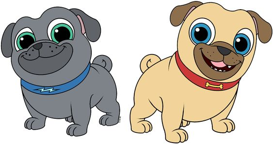 Puppy Dog Pals Bingo And Rolly Clip Art Bingo Rolly Puppydogpals Puppy Drawing Dogs And Puppies Puppy Images