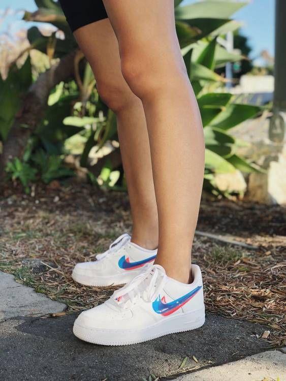 chaussure nike air force 1 3d