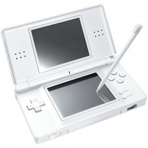 My first Nintendo DS Lite in White Colour. Awesome gaming device. Trashes the PSP anytime.