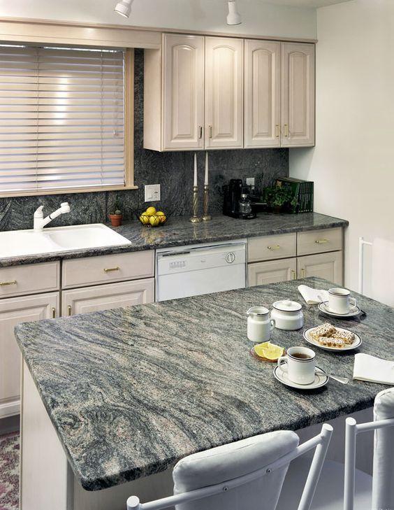 Granit arbeitsplatten  313 best Granit Arbeitsplatten images on Pinterest | Granite ...