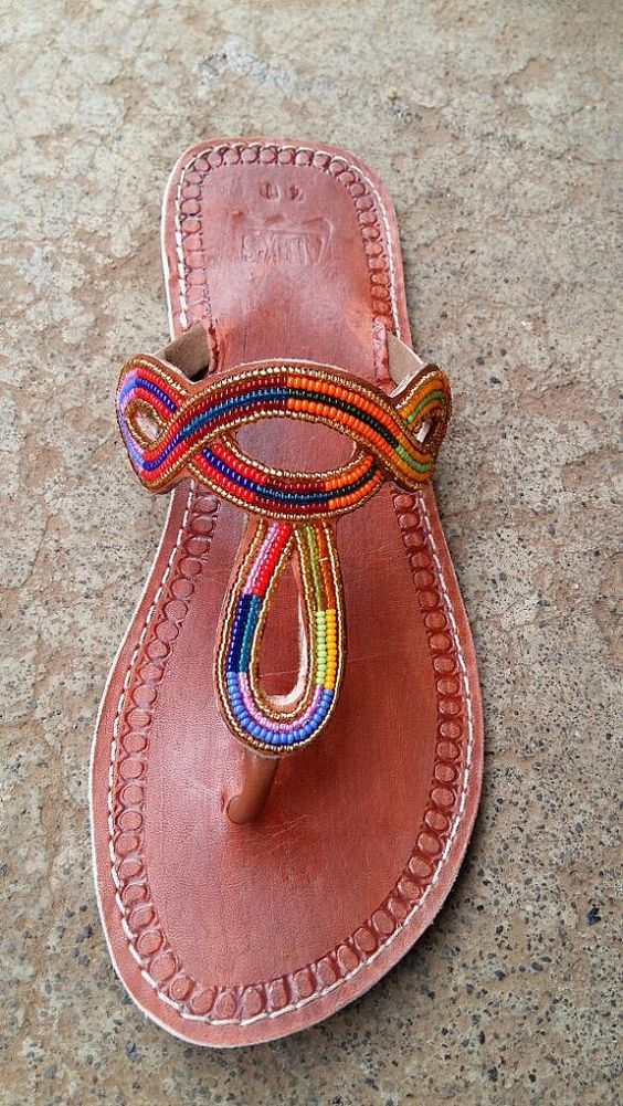 Awesome Summer Colorful Sandals