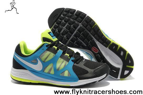 Buy Cheap Nike Zoom Elite 5 Black White-Soar-Volt Men The Most Flexible Shoes