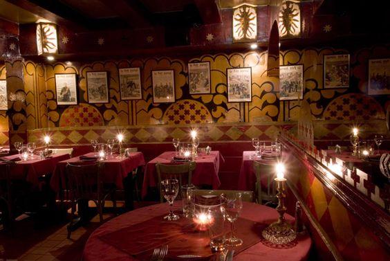Nikita's @ Earl's Court                      Russian Restaurant  65 Ifield Road  London SW10 9AU  0207 352 6326