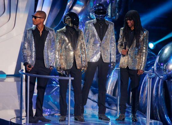 Pharrell Williams, Daft Punk And Nile Rodgers | GRAMMY.com