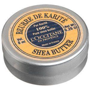 L'Occitane Beurre de Karitè (Shea Butter), 0.26-Ounce Tin