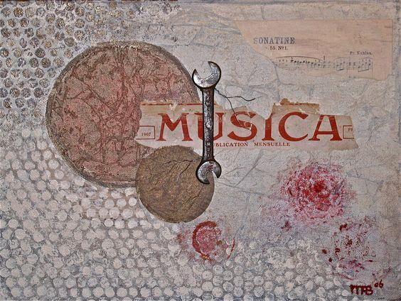 La musica te arregla el alma en todo momento...