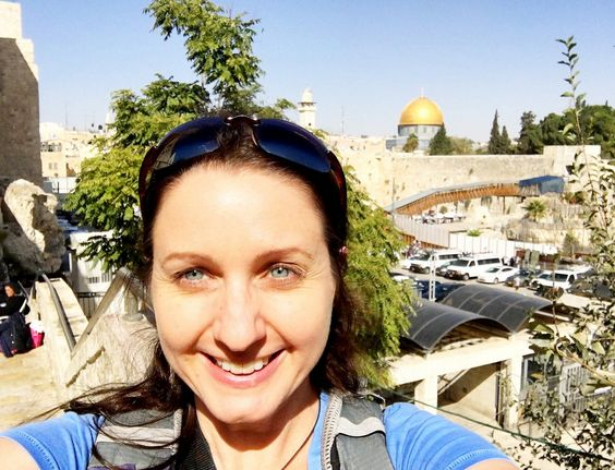 A Walk Through The Old City Of Jerusalem With Thriller Author, J.F.Penn