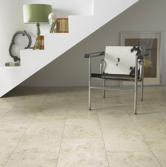 Jura yellow bright fresh floor by amtico flooring for Bathroom design northampton