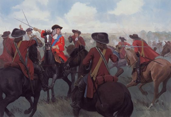 battle of the boyne (in. ireland) (observed)
