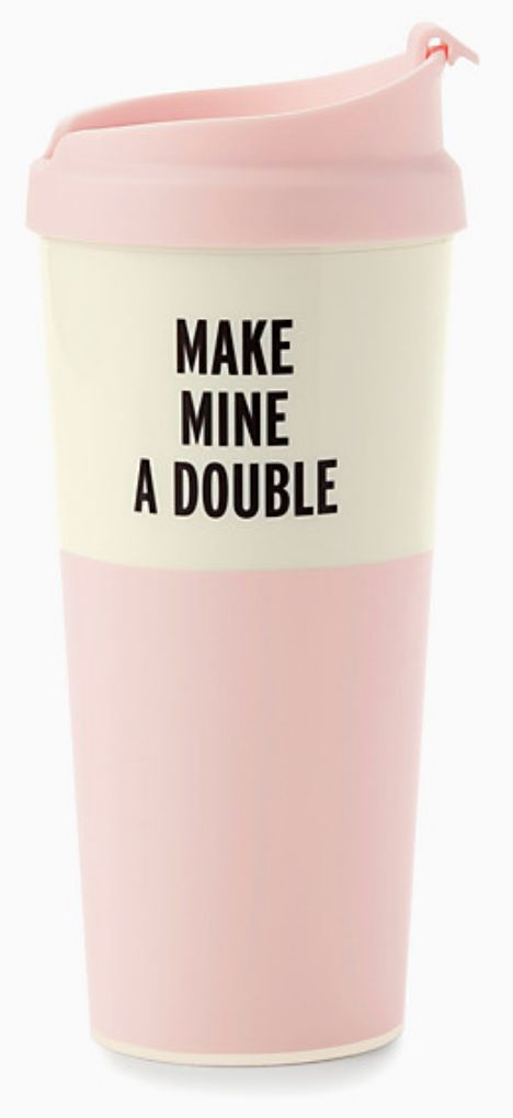 Make Mine a Double Thermal Mug